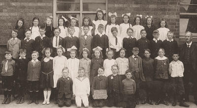 Early Class Photograph